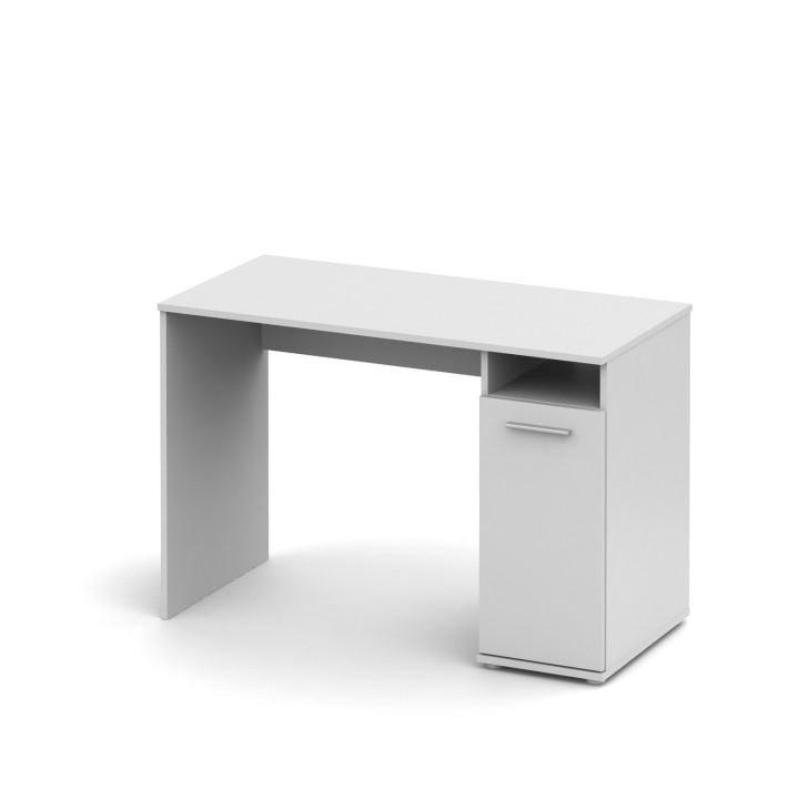 Nikolett számítógép asztal B , Fehér