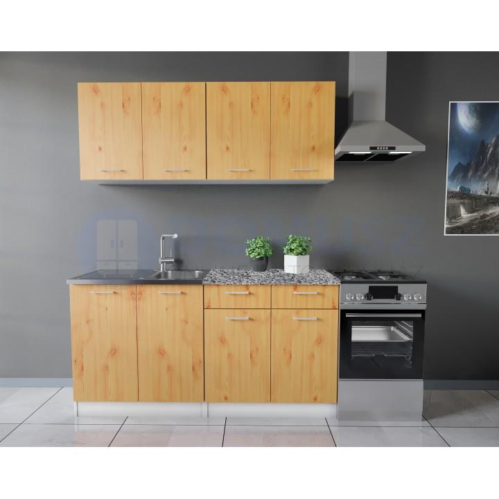 Tisza konyhabútor 160 cm Fenyő