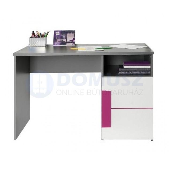 Lobete íróasztal , Szürke-fehér