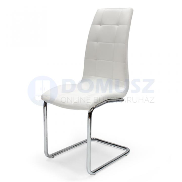 Emma szék A , Fehér