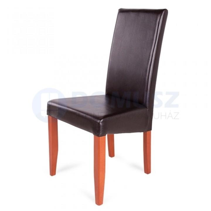 Berta szék A , Barna - Calwados